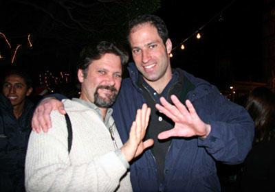 Jon Berkey and Tony Silard