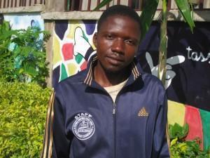 Mr. Angadam Moses Etoh, elementary school teacher